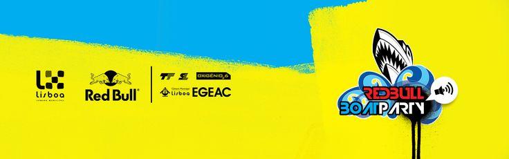 Exercício de Branding para evento Red Bull Boat Party criado em parceria entre a Red Bull , Transtejo/Soflusa e a Câmara Municipal de Lisboa . Lisboa - Por...