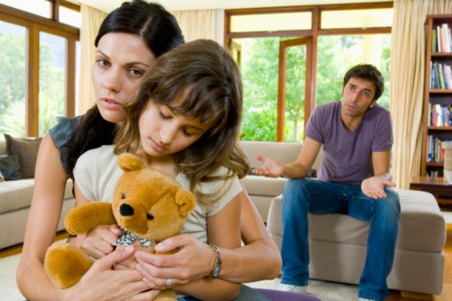 parenting after divorce: how can you explain divorce to your children, not in a way that takes away the pain, but in a way that enables them to process it? Here are some tips. Divorce with Kids Involved | MyDivorcePapers.com