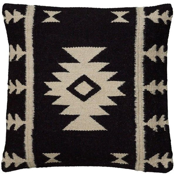 Rizzy Home Southwestern Throw Pillow (58 AUD) ❤ liked on Polyvore featuring…