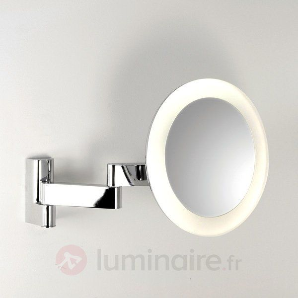 1000 id es sur le th me miroir grossissant sur pinterest for Miroir led ikea