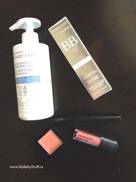 LOVE all these Marcelle products!