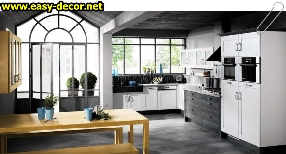 Modern-Kitchen-Design-With-White-Color-2