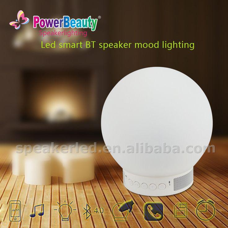 2015 led smart Light Bulb Lamp Wireless Bluetooth 4.0 Speaker lamp Base Music Player for andriod app system