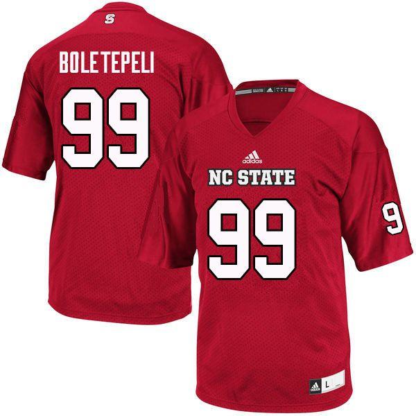 Men 99 Joseph Boletepeli Nc State Wolfpack College Football Jerseys Sale Red Nc State Basketball Nc State Wolfpack Football Football Jerseys