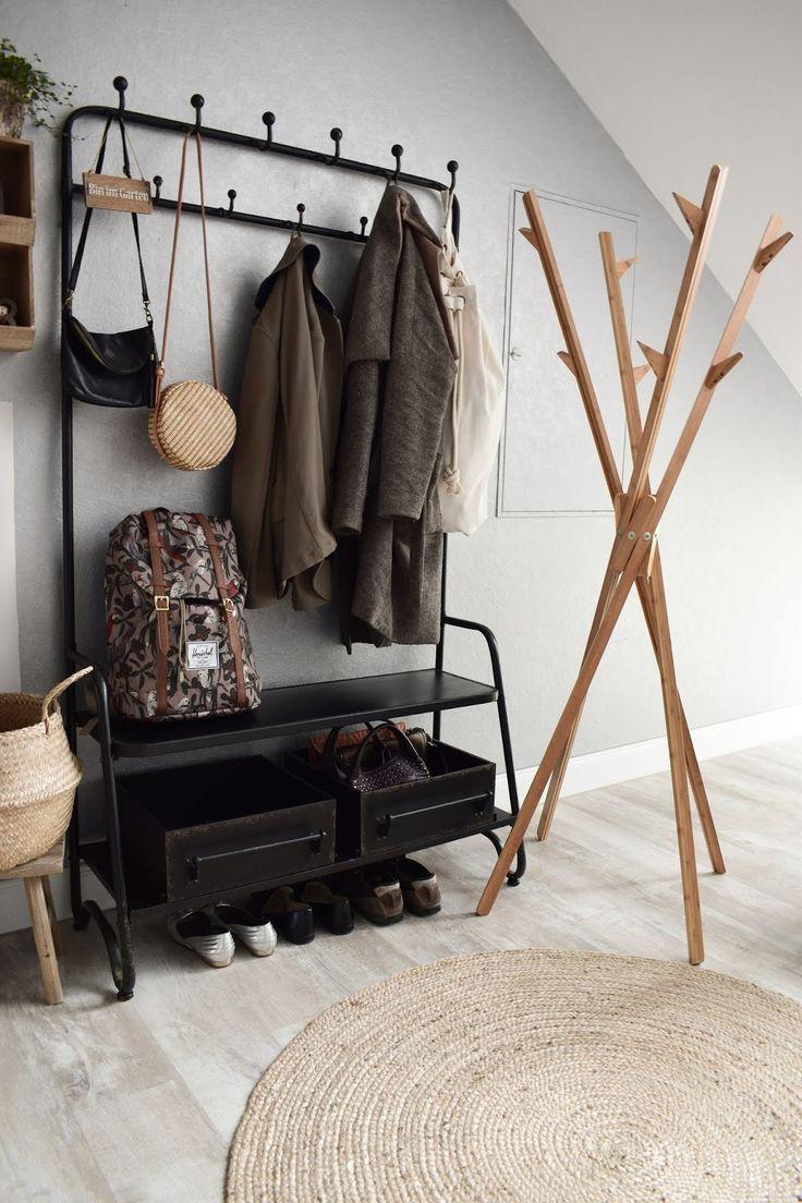 Garderobe Ideen Fur Flur Zur Praktischen Aufbewahrung Von Jacken