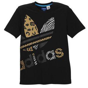 adidas Originals Graphic T-Shirt - Men's - Black