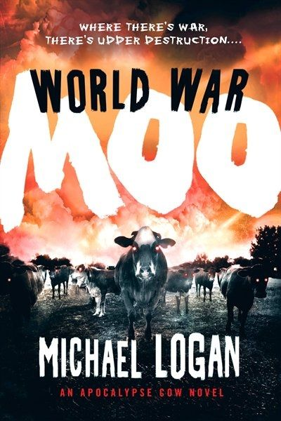 It began with a cow that just wouldn''t die. Yep. That''s right. They''re still un-dead, and now the disease has spread to humans. The epidemic that transformed Britain''s bovine population into a blood-thirsty, brain-grazing, zombie horde...err...zombie herd... is threatening to take over the globe in Michael Logan''s World War Moo . And there''s not much time left to stop it. All of Great Britain is infected and hungry. The rest of the world h...