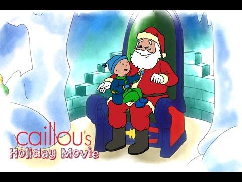 Caillou English - Caillou's Holiday Movie - YouTube