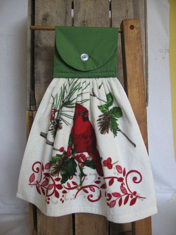 Cardinal Kitchen Curtains