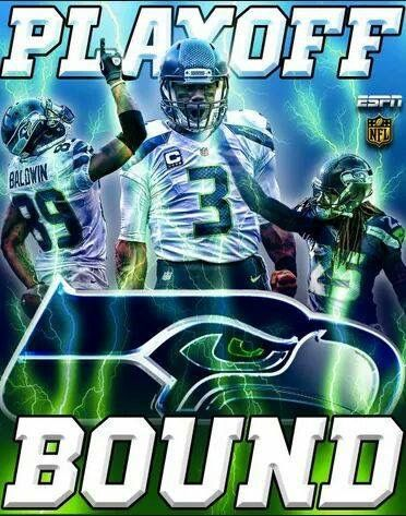 Go Seahawks we can do it