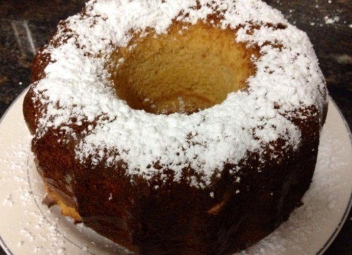 Bizcocho de turrón de jijona para #Mycook http://www.mycook.es/cocina/receta/bizcocho-de-turron-de-jijona