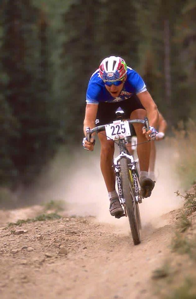 gibier3000:    John Tomac Durango 1990. (pics are from Pete Astles)