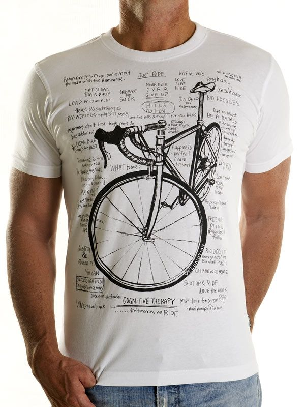 Present for hubby Cognitive therapy men's t-shirt in white Christmas in #htfstyle