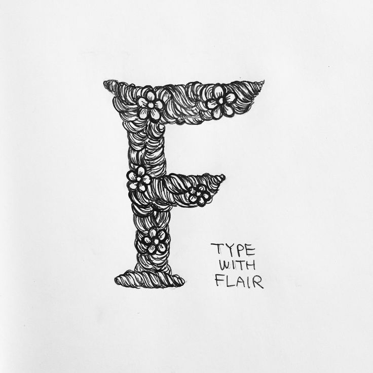 Type with Flair