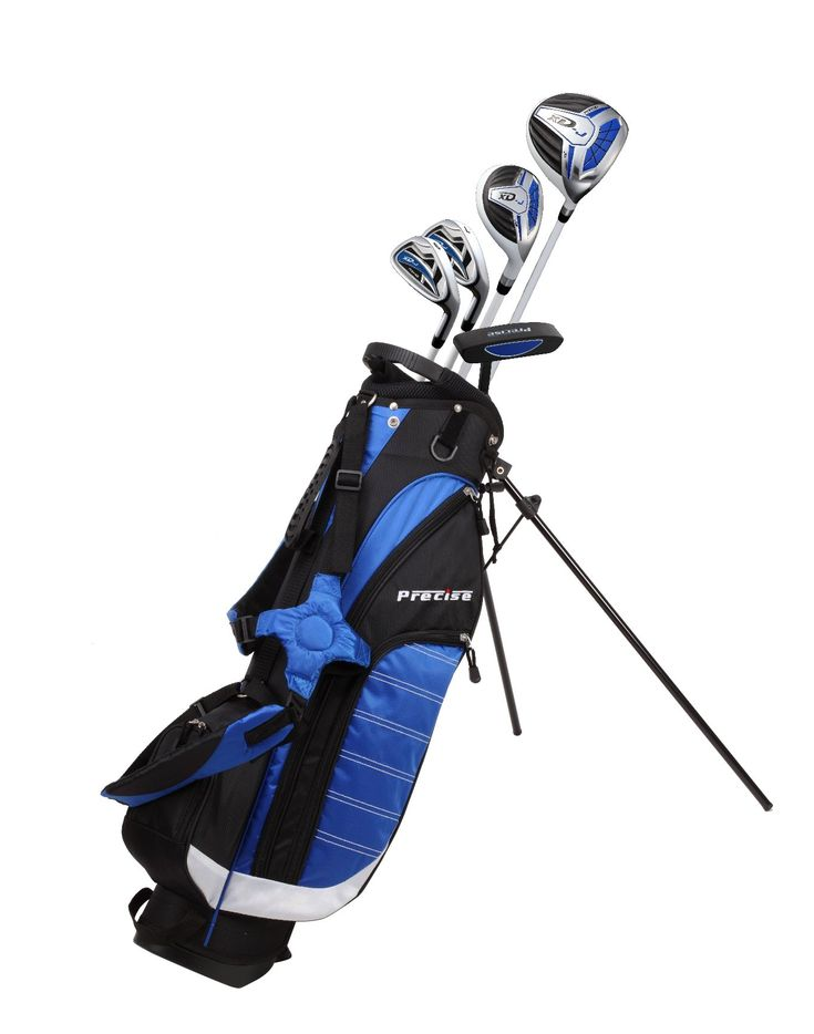 Golf Clubs - Precise Remarkable Right Handed Junior Golf ...