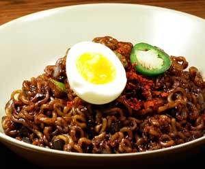 Beef Jjajangmyun