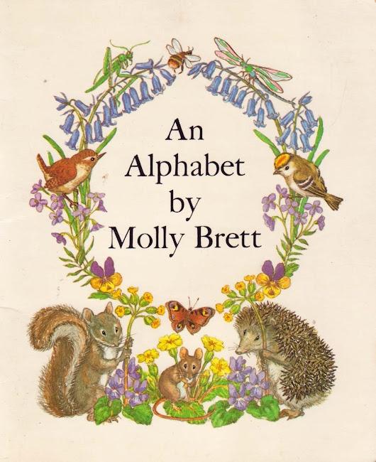 An Alphabet by Molly Brett