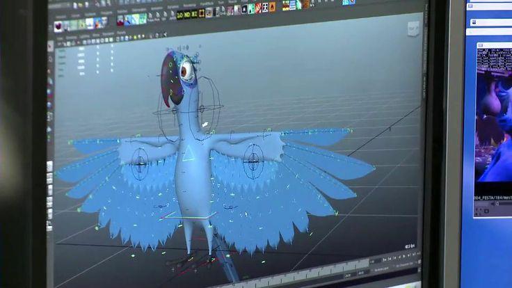RIO 2 Behind The Scenes, Art Director, Sculpting Artist, CG Rigging Artist, Lighting Artist, Director, Animator, Stereoscopics, Blue Sky Stu...