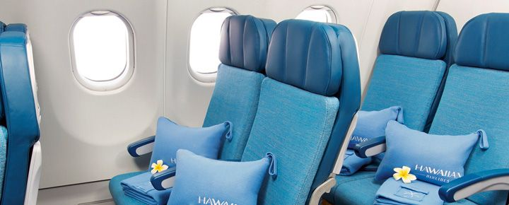 More Legroom, Hawaii Flights and Hawaii Vacation Packages Coming