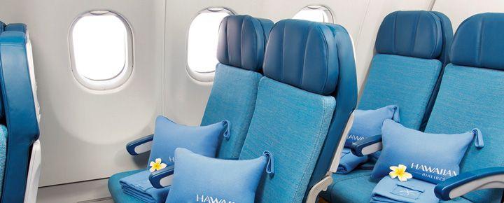 More Legroom, Hawaii Flights and Hawaii Vacation Packages Coming