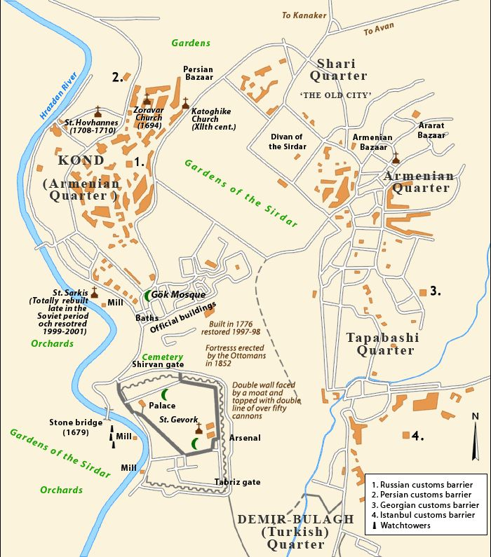 Best Yerevan Fortress Images On Pinterest Maps Armenia - Yerevan georgia map