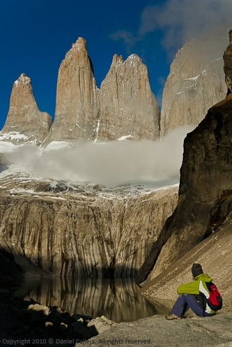 Torres del Paine by Daniel Calleja,