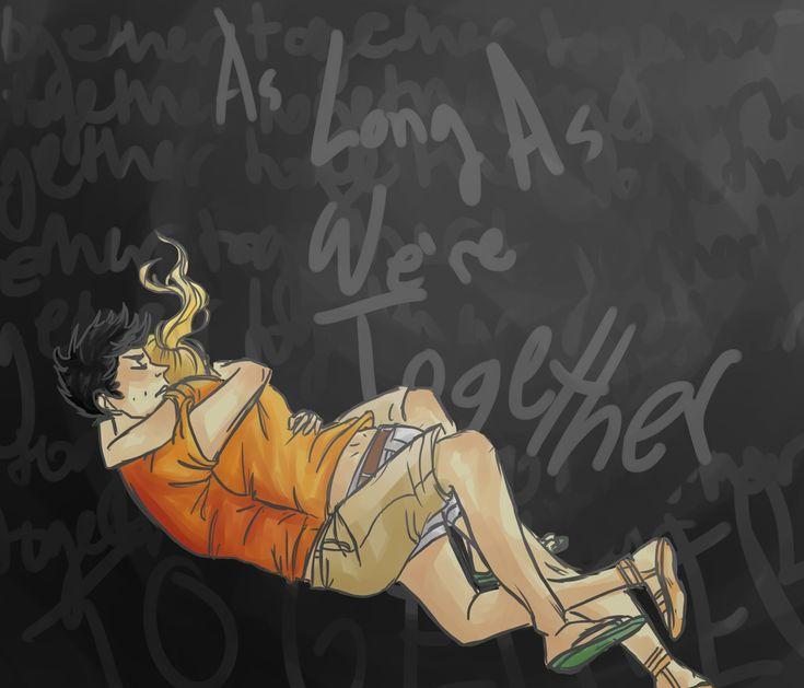 The Heroes of Olympus Percy Jackson fan art