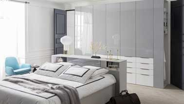 45 best dressing images on pinterest organization dressings and home decor - Deco chambre parentale ...