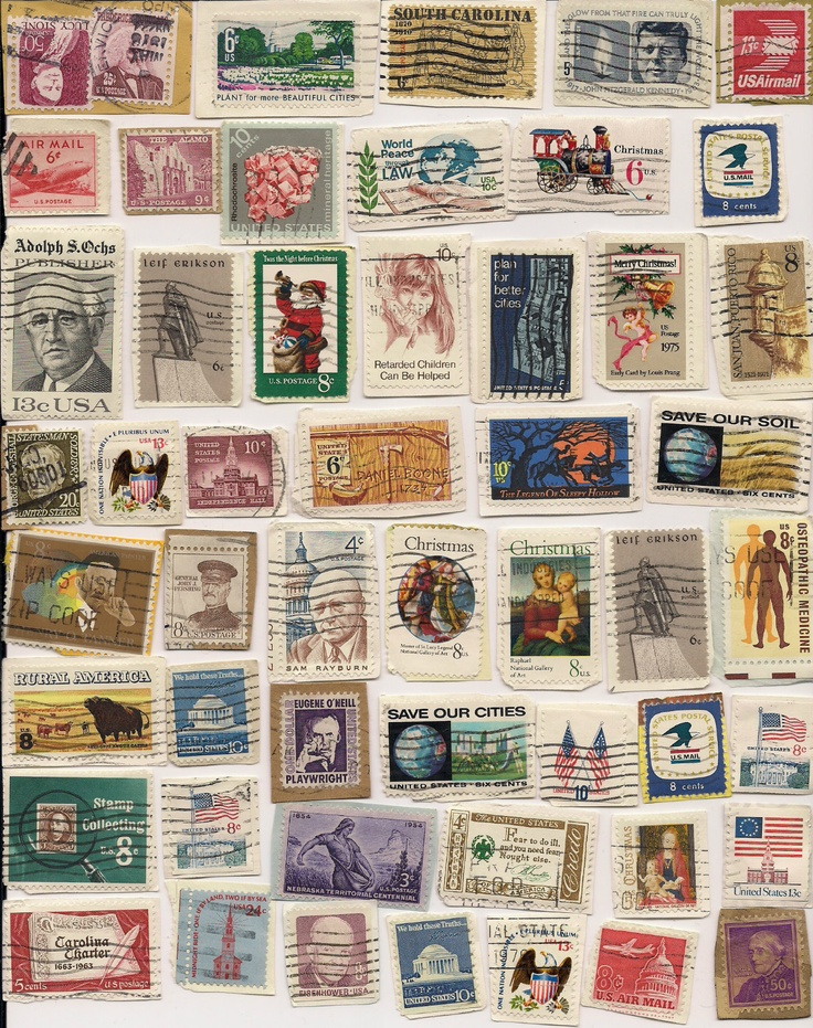 Yes, I was an avid stamp collector once upon a time, carrying on my dad's collection started in 1948, I think. Remember buying stamps 'on approval' from magazines and comics