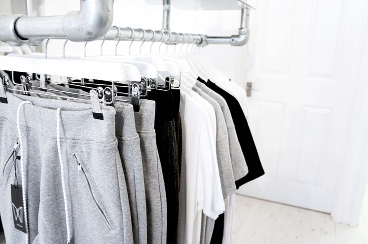Moved all our Unisex basics into one place, so him and her can look together.  www.whitedirt.co.uk