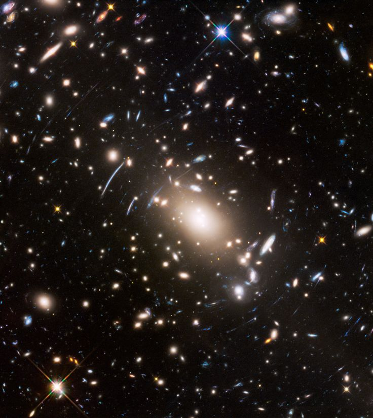 NASA's Hubble Looks to the Final Frontier Follow @GalaxyCase if you love Image of the day by NASA #imageoftheday