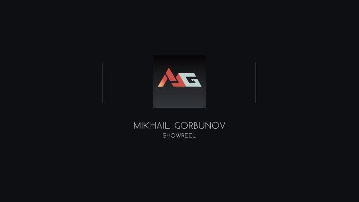 Mikhail Gorbunov Motion Graphics Showreel