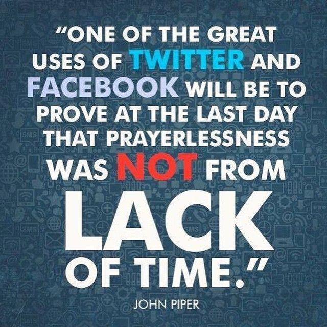 John Piper twitter facebook - Google Search