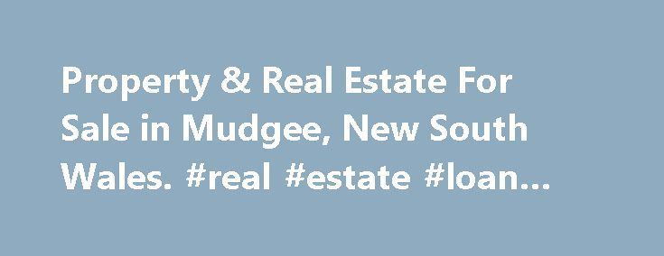 Property & Real Estate For Sale in Mudgee, New South Wales. #real #estate #loan #calculator http://real-estate.remmont.com/property-real-estate-for-sale-in-mudgee-new-south-wales-real-estate-loan-calculator/  #mudgee real estate # Mudgee, NSW 2850The post Property & Real Estate For Sale in Mudgee, New South Wales. #real #estate #loan #calculator appeared first on Real Estate.