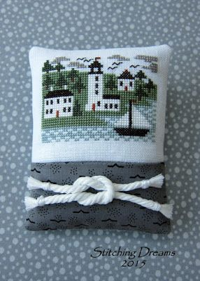 Stitching Dreams: Late summer finishes