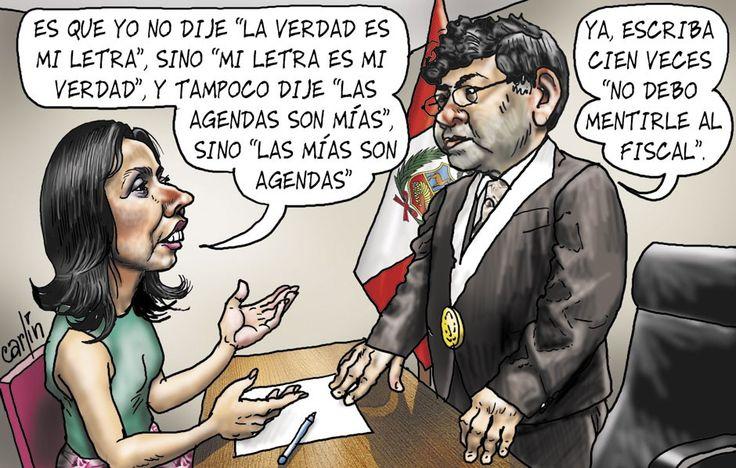 Carlincatura del Domingo 22 de Noviembre, 2015 | Noticias del Perú | LaRepublica.pe