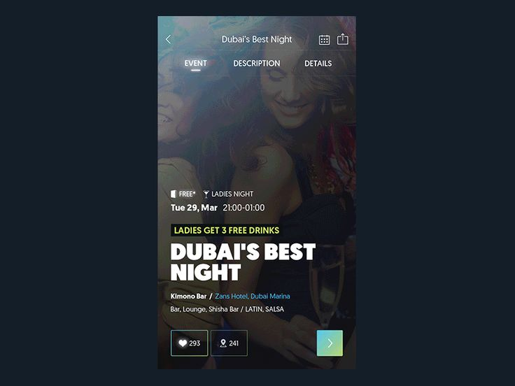 UI Interactions of the week #9 — Muzli -Design Inspiration — Medium