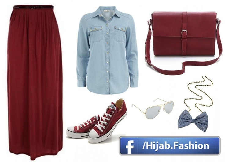More at www.facebook.com/Hijab.Fashion