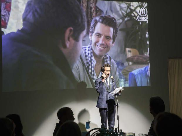 Mika for UNHCR