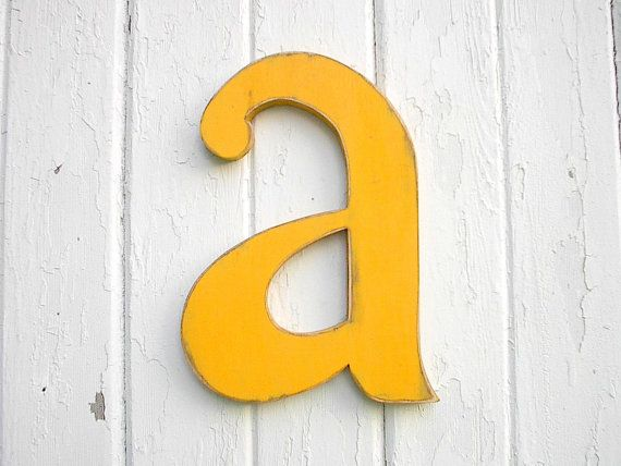 206 best Wall Art Letters for weddings, decoration, nursery,kids ...