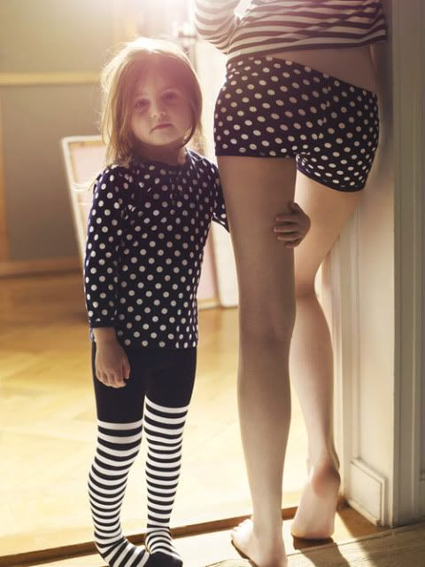 mini me. photo by sandra freij: Little Girls, Polka Dots, Fashion Style, Mothers Daughters, Polkadot, Baby Girls, Photo, Kid, Minis Me