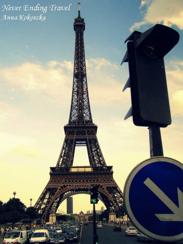 Paris!  photo made by Anna Kokoszka