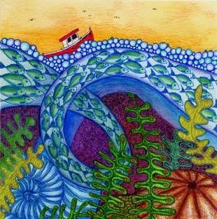 Bridget Wilkinson, Artist.