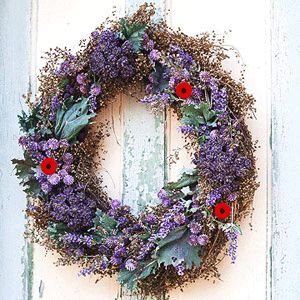how to decorate for remembrance day - Google Search