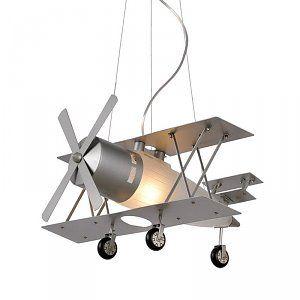 Hanglamp Vliegtuig Focker