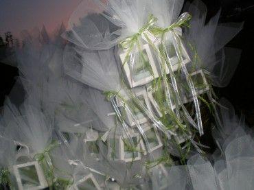 Μπομπονιέρα γάμου κωδ.010