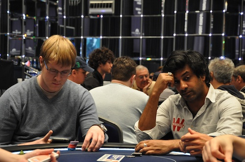 Vikash Dhorasoo, EPT Monte Carlo. #Winamax #poker