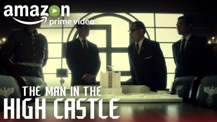 The Man in the High Castle - Episode 1 (Full Episode)   Amazon Original ...