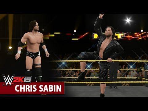 WWE 2K15 Community Showcase: Chris Sabin (Xbox One)