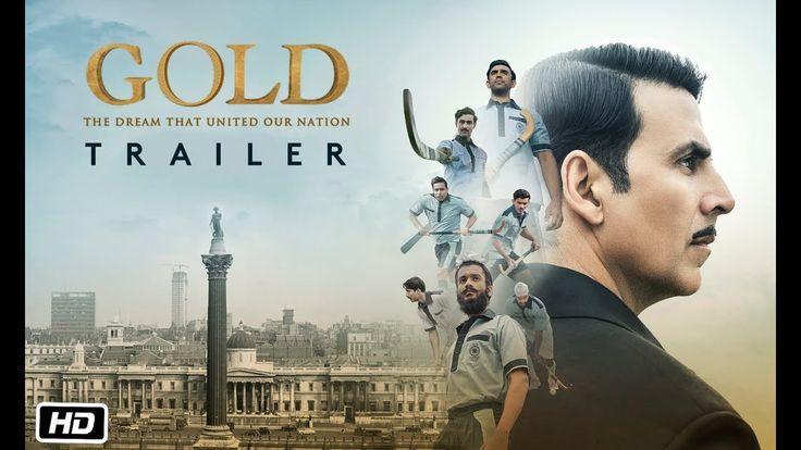 Gold theatrical trailer akshay kumar mouni kunal